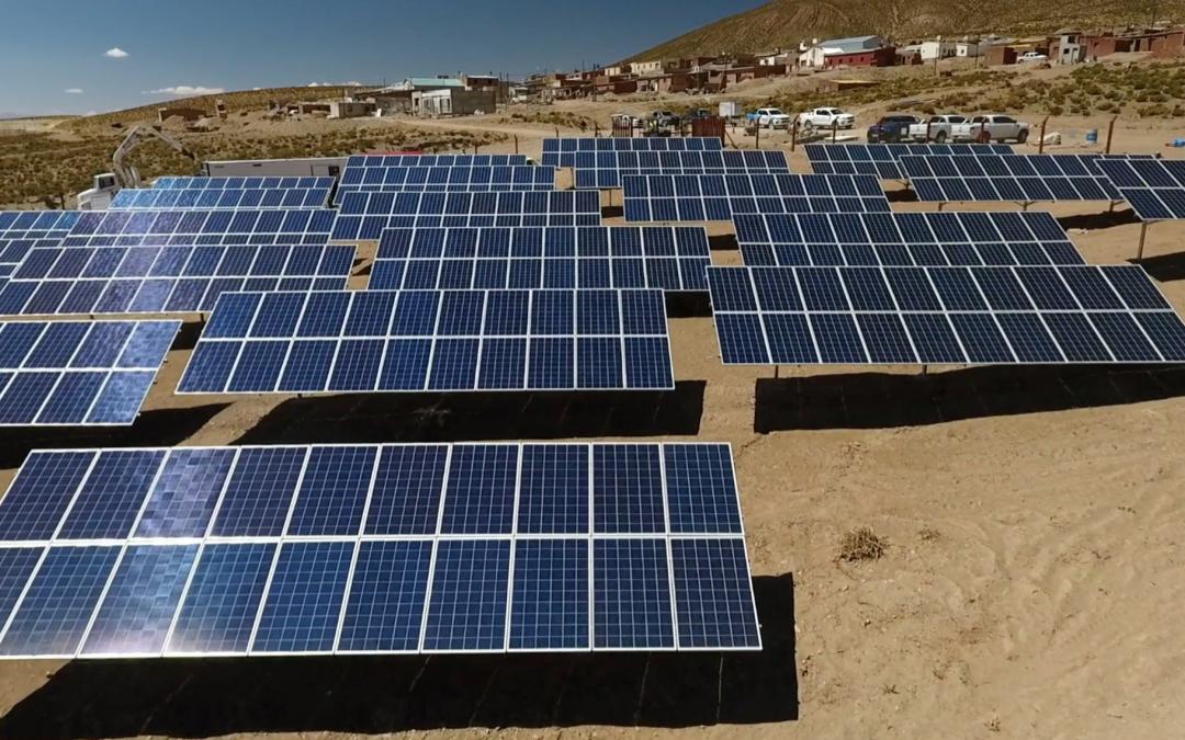Adjudicaron cuatro proyectos renovables pendientes del PERMER en Argentina