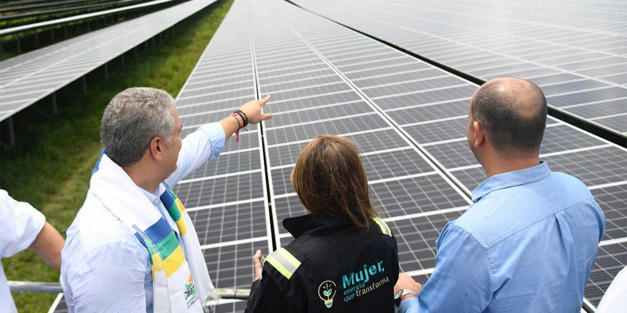 Ganadores y perdedores de la nueva subasta de renovables en Colombia
