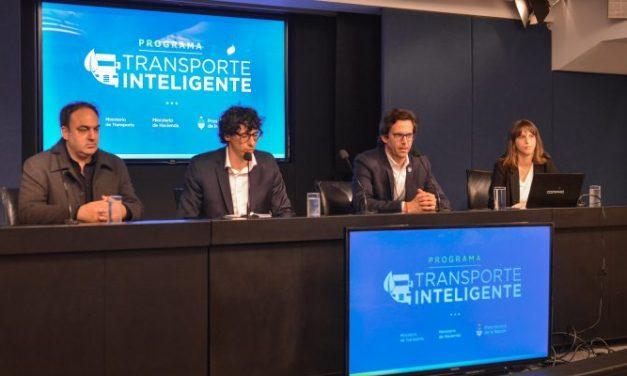 "El Gobierno argentino lanzó la segunda etapa del ""Programa Transporte Inteligente"""