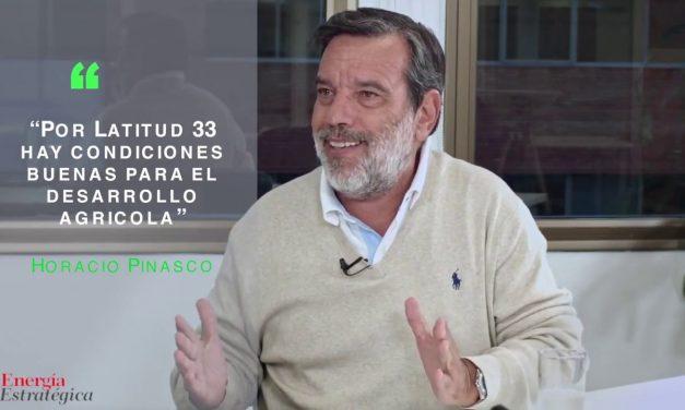 """Horacio Pinasco: """"El vector de desarrollo para las bioenergías es el sector agropecuario"""""""