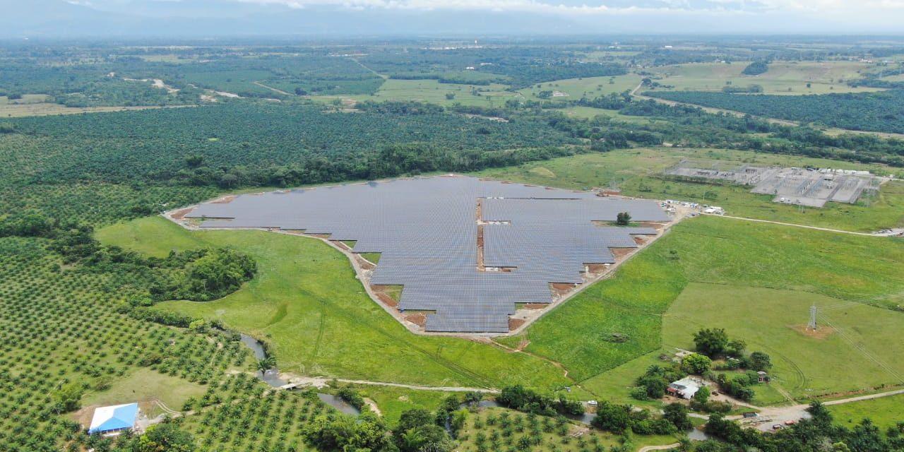 Hito en Colombia: Entró en funcionamiento el primer parque solar propiedad de Ecopetrol en el Meta