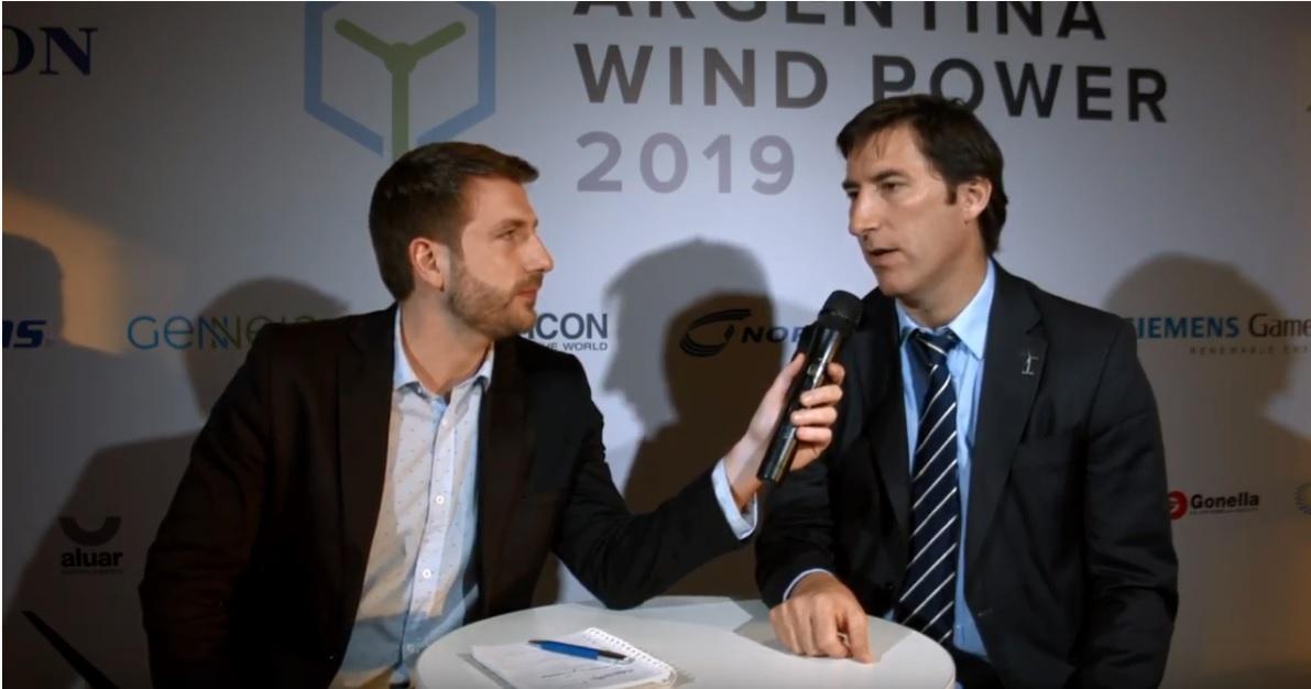 Vestas apunta prioridades en Argentina: sostener fabricación de aerogeneradores en Campana y consensuar nuevo convenio laboral