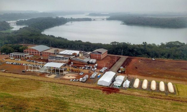 La historia de una planta de biogás que abastece a 72 edificios públicos al sur de Brasil y es tomada como ejemplo