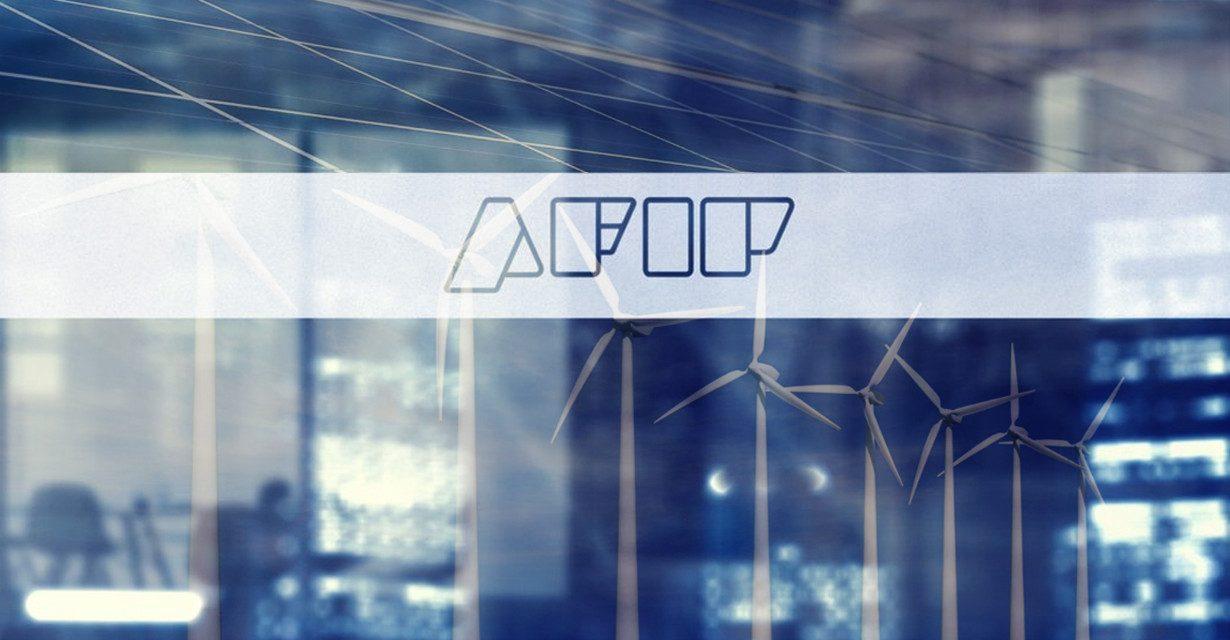 Bono electrónico: se definió el procedimiento para que proyectos renovables soliciten su certificado fiscal anticipado ante AFIP