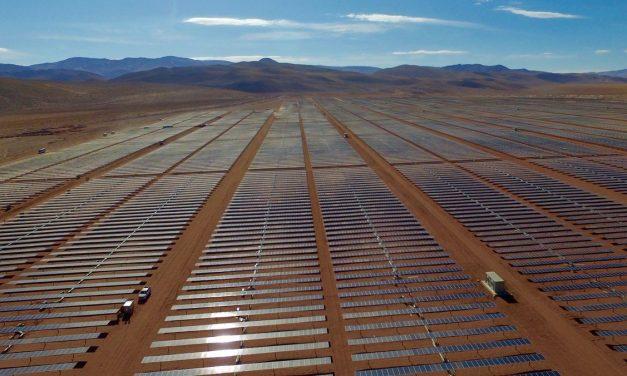 Por videoconferencia, Macri presentó el parque solar «Cauchari» en Jujuy