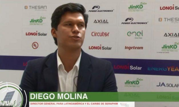 Tras alcanzar una capacidad de 5 GW, Seraphim se vuelca al mercado latinoamericano con paneles fotovoltaicos de alta eficiencia