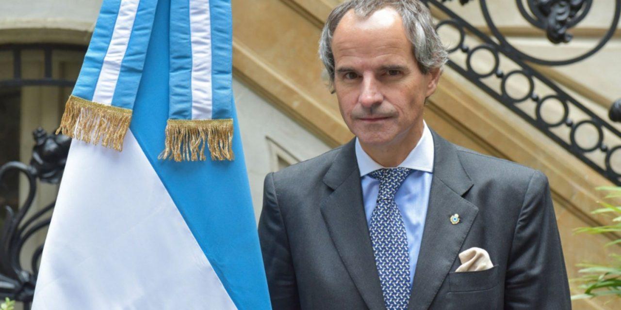 El argentino Grossi fue elegido nuevo director de la agencia nuclear de la ONU