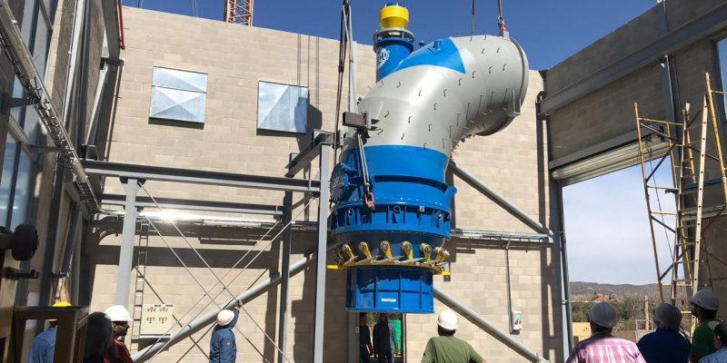 Avanza el proyecto hidroeléctrico Lunlunta: Logos Energía cuenta su experiencia con las Turbinas Kaplan