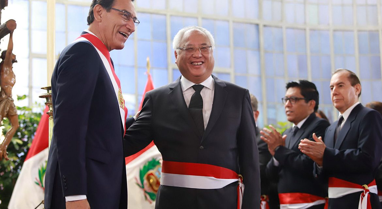 Quién es el nuevo Ministro de Energía que asume en Perú y cuál es su expectativa sobre el desarrollo de las energías renovables