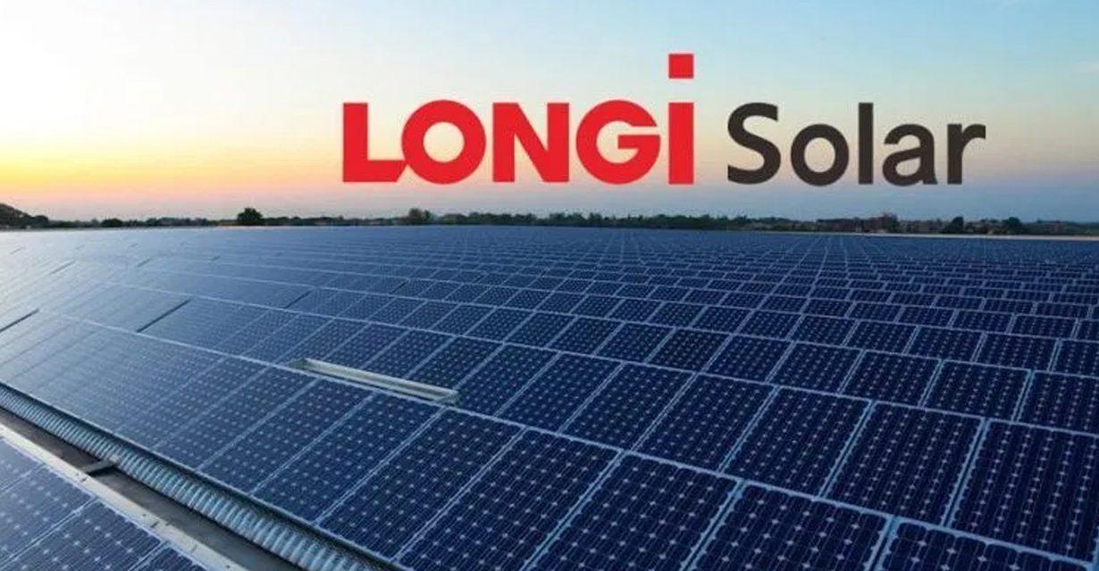 Con nuevas inversiones Longi Solar supera los 20GW de capacidad de fabricación de módulos fotovoltaicos