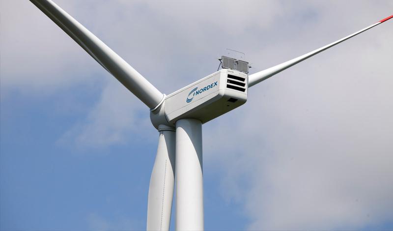 Nordex cerró contrato para el parque eólico Companhia Paranaense de Energia por 26 turbinas AW132 de 90 MW