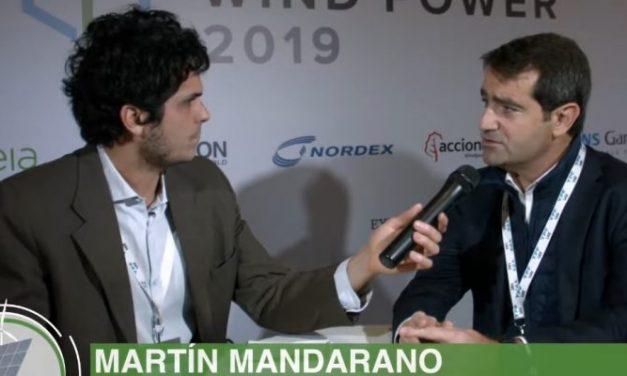 """Mandarano de YPF Luz: """"el mercado futuro de las energías renovables está en los contratos bilaterales"""""""