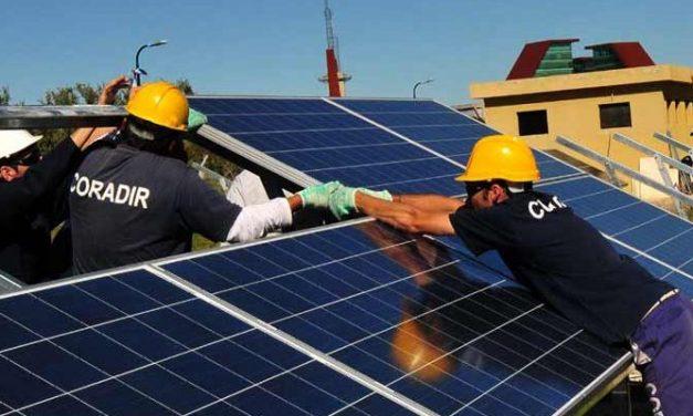 Coradir avanza en la construcción de un parque solar en Provincia de Buenos Aires