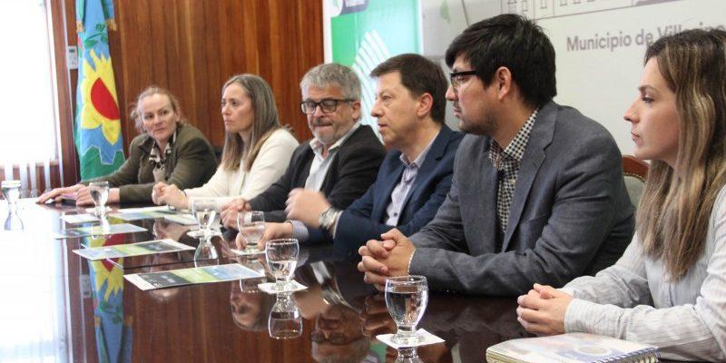 La UPSO presentó la carrera de Instalador de Sistema de Energías Renovables