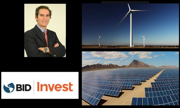 """Para el Jefe de Energía del BID """"están dadas las condiciones para que la subasta de renovables en Colombia sea muy positiva"""""""