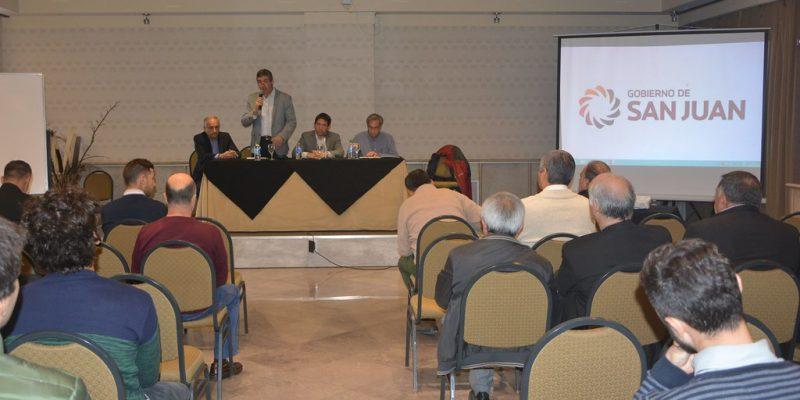 El Gobierno de San Juan capacita a productores para generar energía renovable aprovechando cultivos y residuos