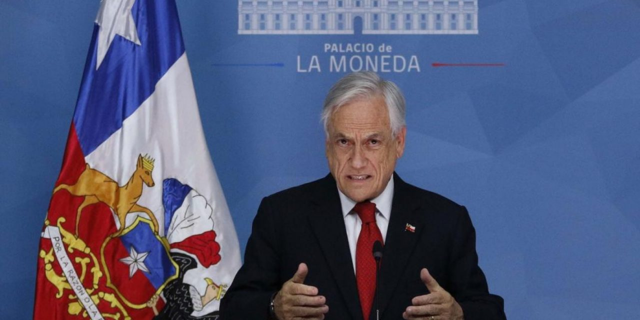 Piñera reacciona con la creación de un mecanismo de estabilización de las tarifas eléctricas que anula la reciente alza de 9,2%