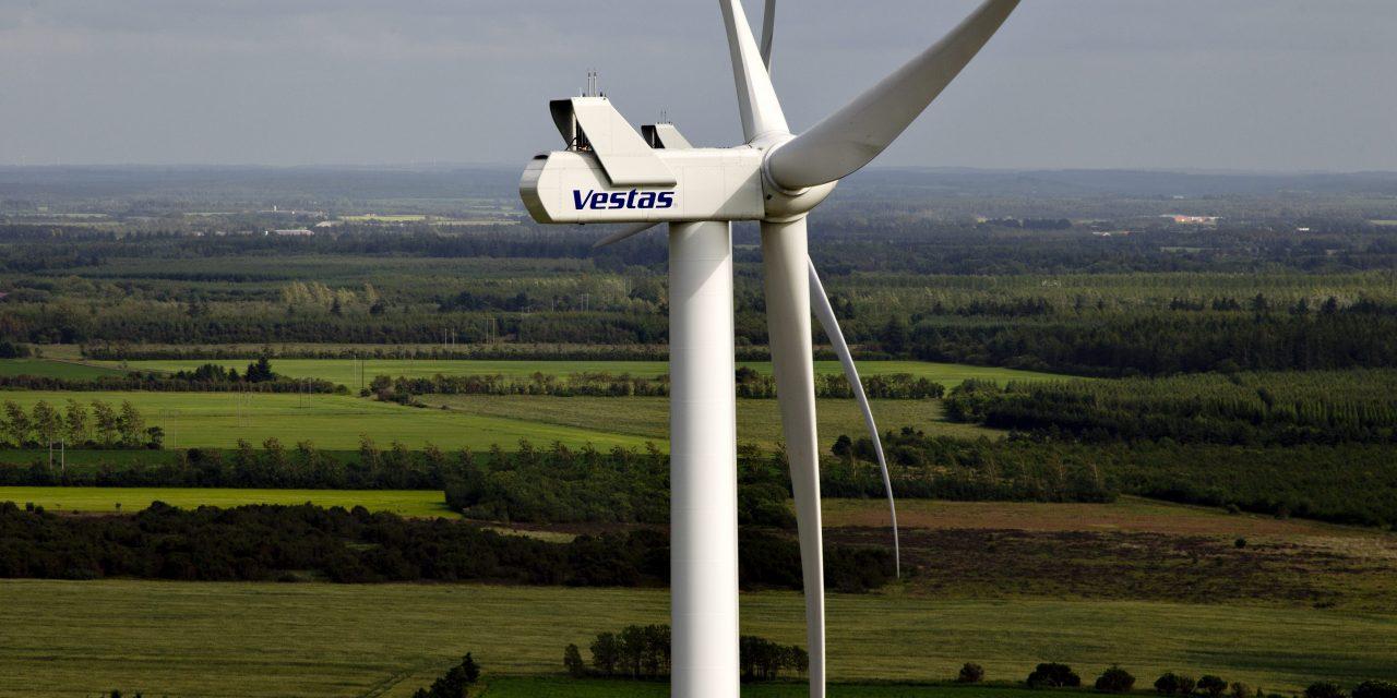 Vestas cerró un nuevo contrato eólico por 168 MW y utilizará palas y torres producidas en México