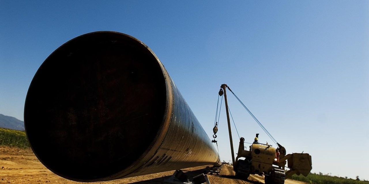 Se conectó el primer usuario de gas natural en Chaco