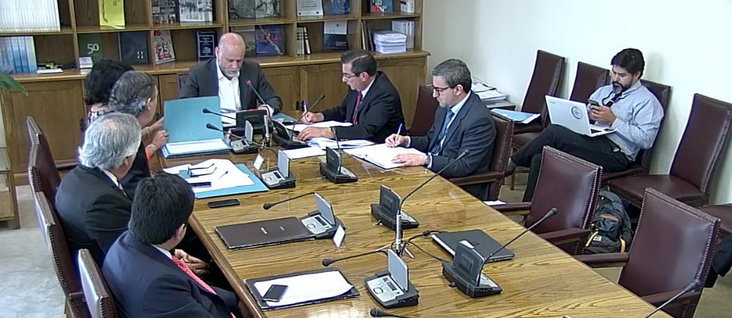 Por unanimidad, la comisión de Energía del Senado aprobó en general la Ley Corta de Distribución en Chile