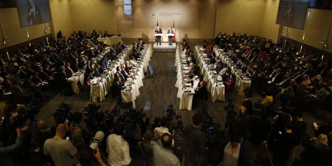 Confirmado: la cumbre de cambio climático «COP25» se realizará en Madrid en diciembre