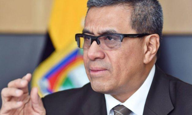 José Agusto es el nuevo Ministro de Energía y Recursos Naturales No Renovables de Ecuador