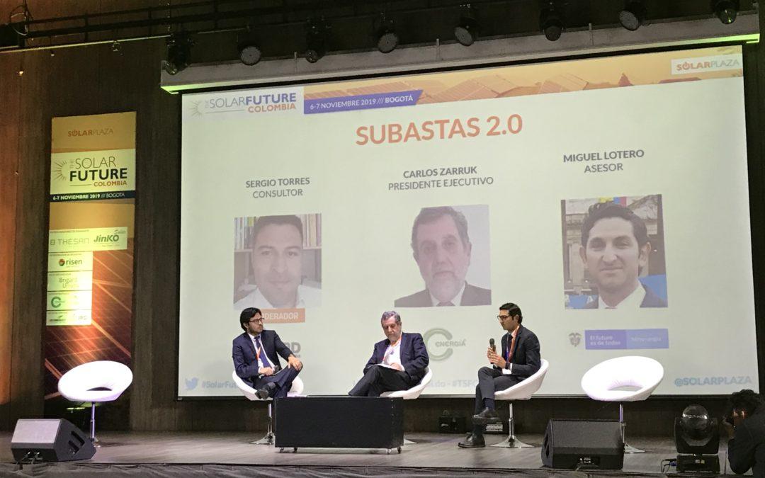 Conexiones, construcción y coordinación en el Estado: desafíos de Colombia para instalar más de 2.000 MW de energías renovables