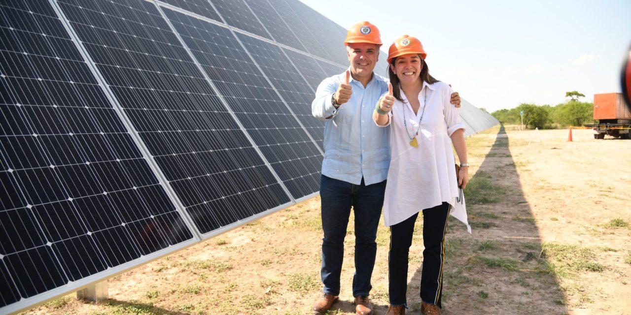 La ANLA dio luz verde a proyecto de generación de energía solar en el Cesar