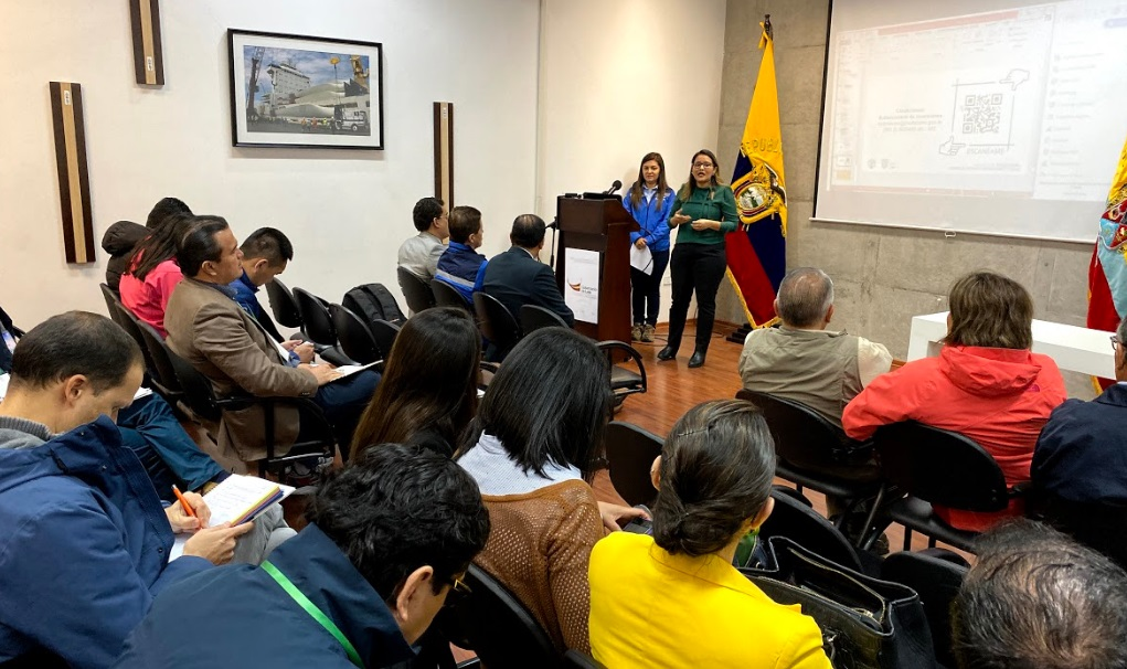 Hasta el 21 de febrero se presentarán las ofertas técnicas para la subasta de energías renovables en Ecuador