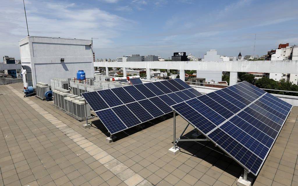 Edesur conectó la primera empresa bajo el régimen de generación distribuida en la Ciudad de Buenos Aires