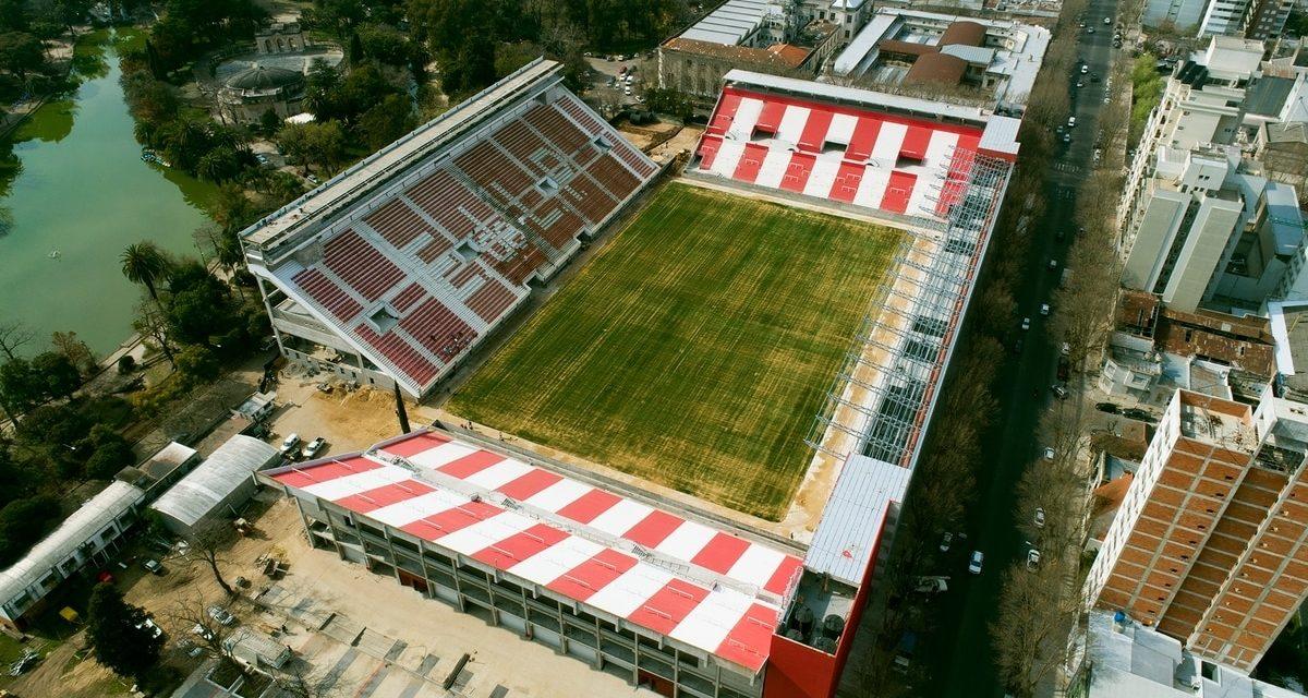 Primero en la región: Intermepro instaló sistema fotovoltaico en el estadio de Estudiantes de La Plata