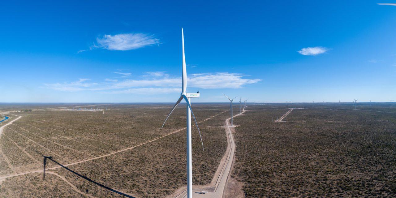 Tras un acuerdo con la UOCRA reanudan las obras en el parque eólico que Genneia y Nordex construyen en Chubut