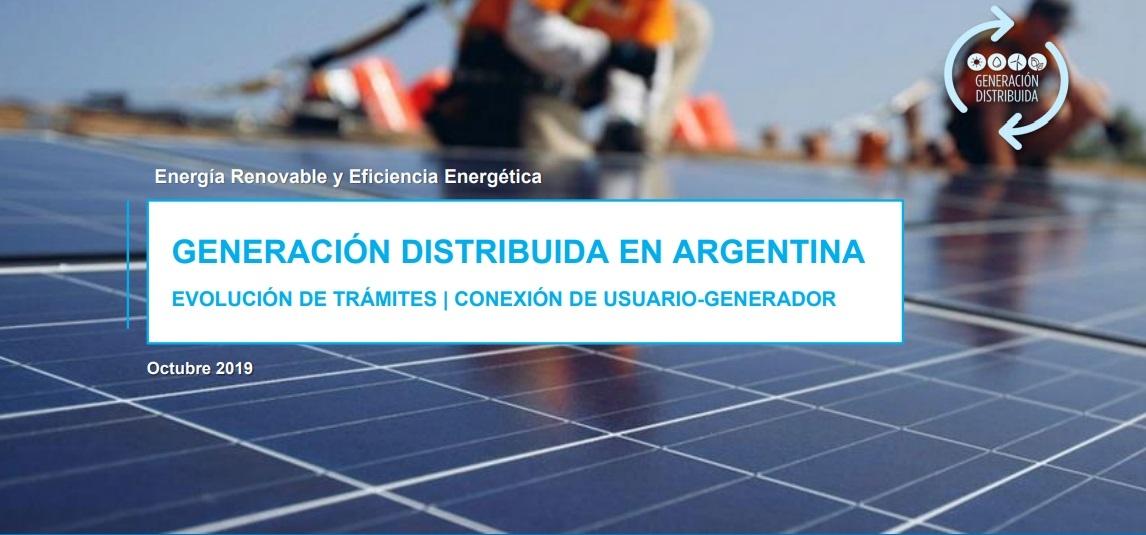 Nuevas estadísticas: el Gobierno registra 2,5 MW de potencia pronta a instalarse de generación distribuida en Argentina