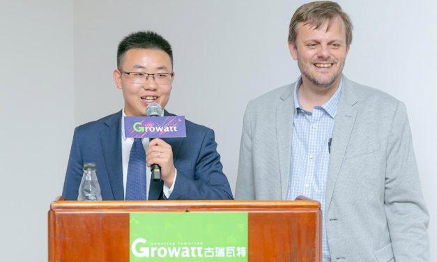 Growatt muestra ante instaladores, epecistas y distribuidores sus inversores en nuevos talleres «Shine Elite» de Brasil