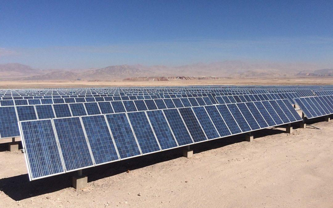 Ingeteam supera 1 GW de potencia solar suministrada en Chile