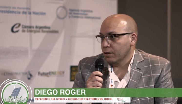 Energías renovables en 2020: uno de los asesores de Fernández dio señales sobre el rol de Vaca Muerta y la Generación Distribuida