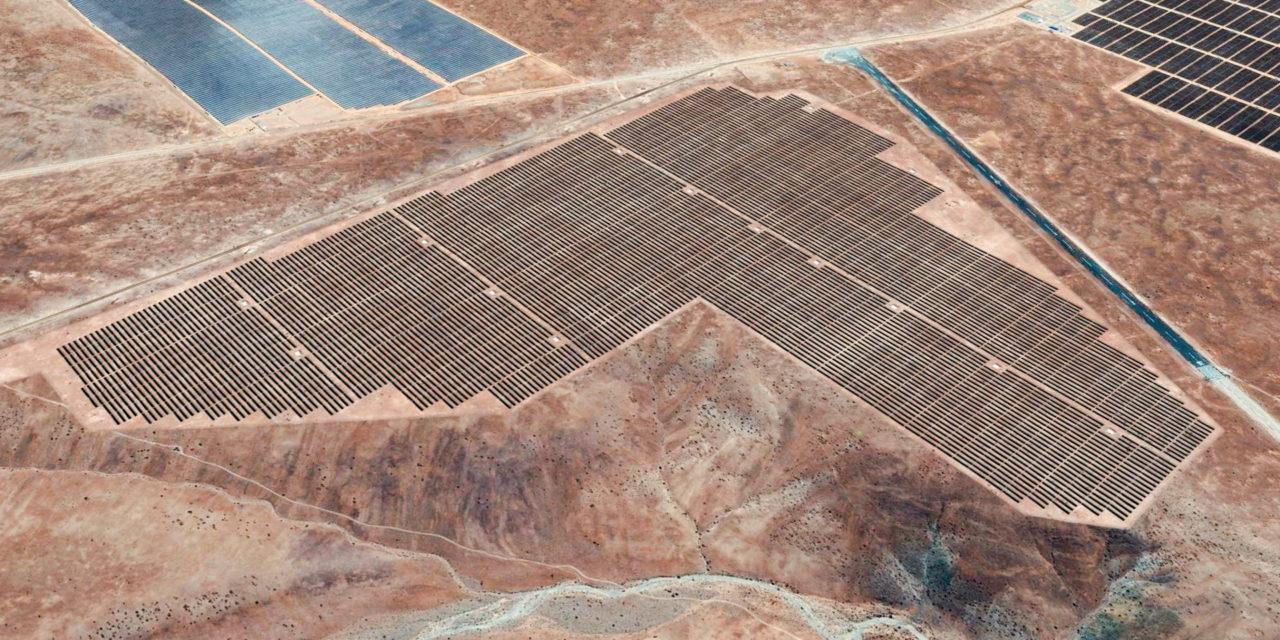 Inicia la construcción en Chile del parque fotovoltaico La Huella en La Higuera
