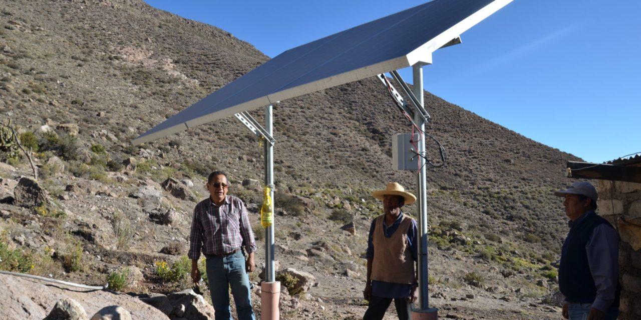 Hay más 40 proyectos de electrificación rural factibles de ser financiados mediante el mecanismo de obras por impuestos en Perú