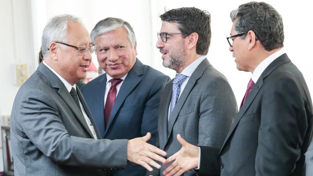 El Gobierno de Perú designa a los nuevos viceministros de Hidrocarburos y Electricidad