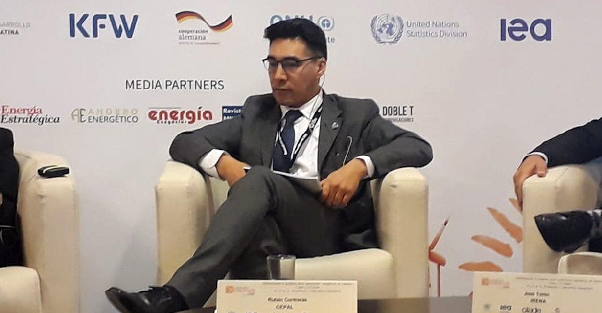 Rubén Contreras de la CEPAL: «Hay una tendencia clave: Latinoamérica se está gasificando»