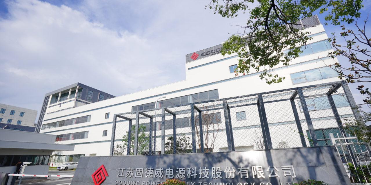GoodWe pone en marcha una nueva fábrica en China que permite duplicar la producción de inversores fotovoltaicos