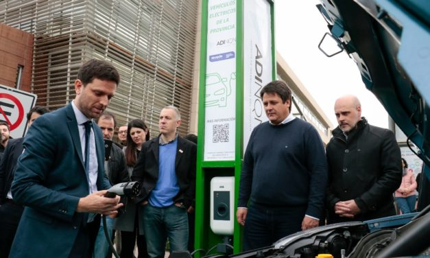Neuquén exime del impuesto a los ingresos brutos a los vehículos eléctricos