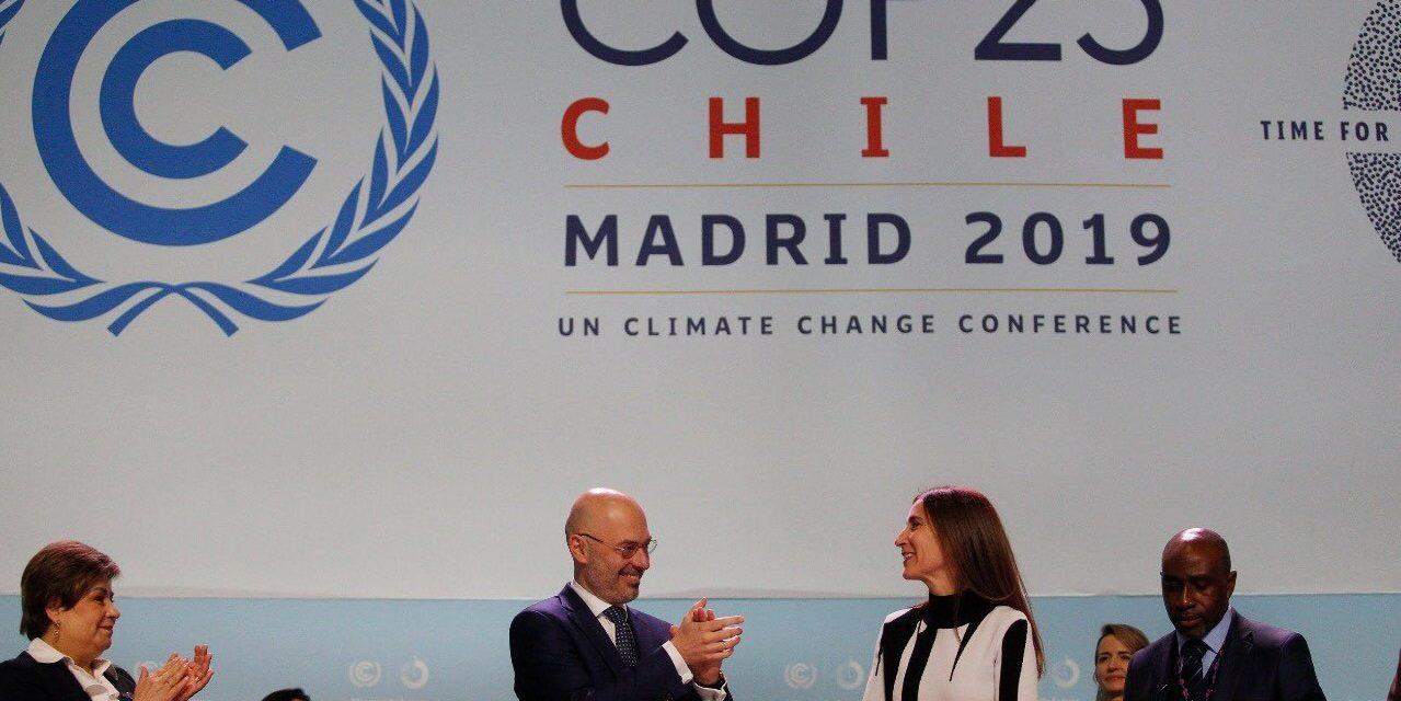 Inauguró la COP25 y se puede seguir en directo por la web