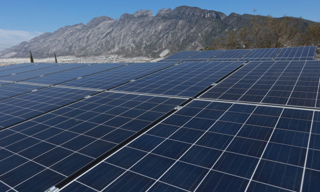 Empresas del sector eléctrico mexicano expectantes por la exención de aranceles a la importación de paneles solares