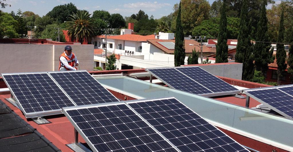Enlight mexico instalacion solar