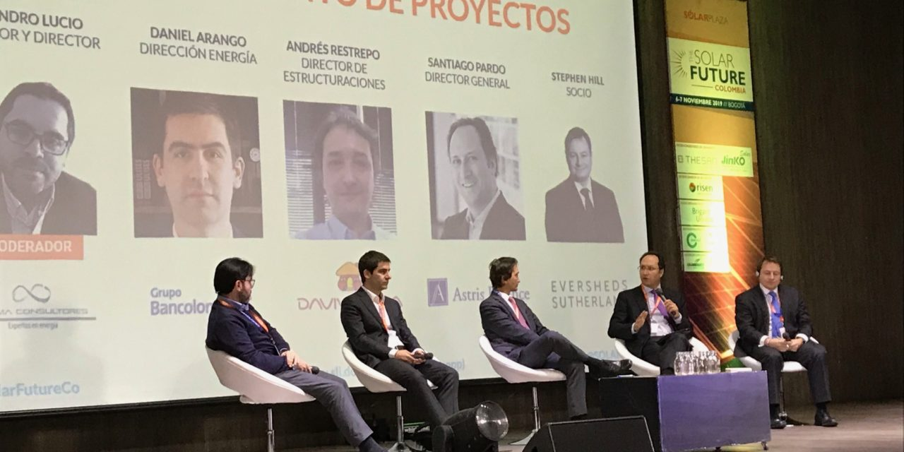 ¿Cómo analizan los bancos el financiamiento de los proyectos de energías renovables adjudicados en Colombia?
