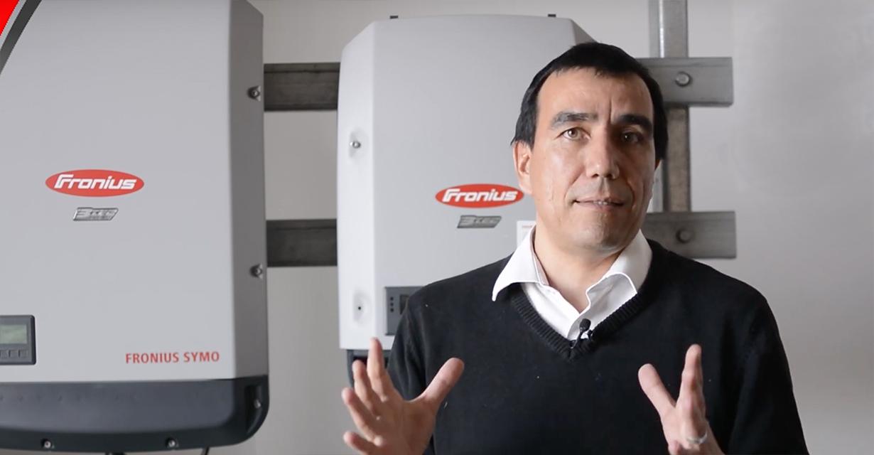 Apalancar ventas de inversores para proyectos solares entre 500 kW hasta 5 MW: la estrategia de Fronius en el mercado chileno