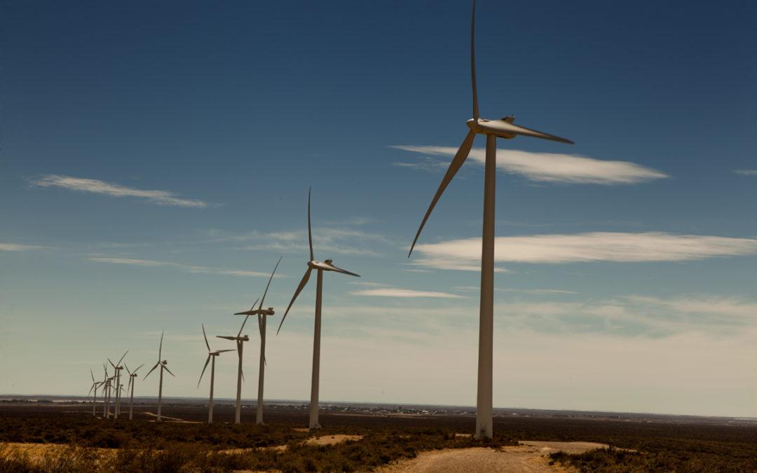 24,11%: Argentina batió otra vez su récord de generación renovable