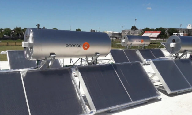 Energe cubre la demanda térmica y eléctrica del deporte argentino con su solución solar que empodera energéticamente a los clubes