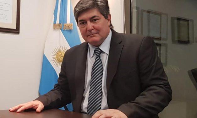 Sergio Lanziani: «Vamos a trabajar para que el sector nuclear siga creciendo y desarrollándose»